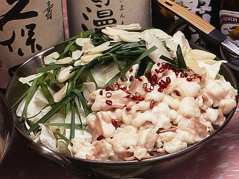 Yamasho大肠火锅(人形町店)旅游景点图片