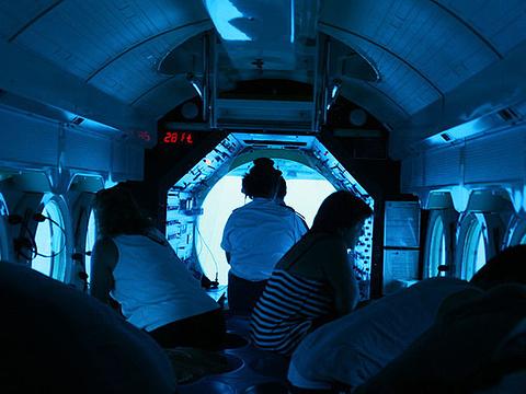 亚特兰蒂斯号潜水艇旅游景点图片
