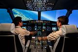 模拟飞行控制器