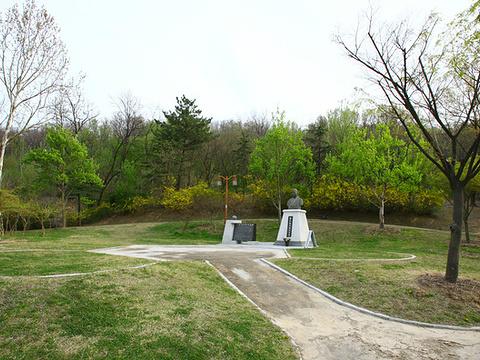 头流公园旅游景点图片