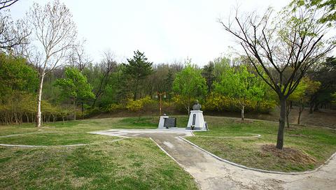 头流公园的图片