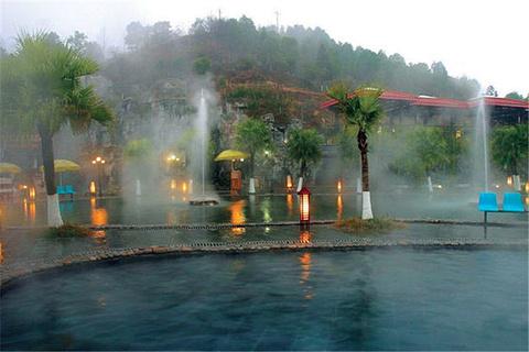 洪汤寺温泉