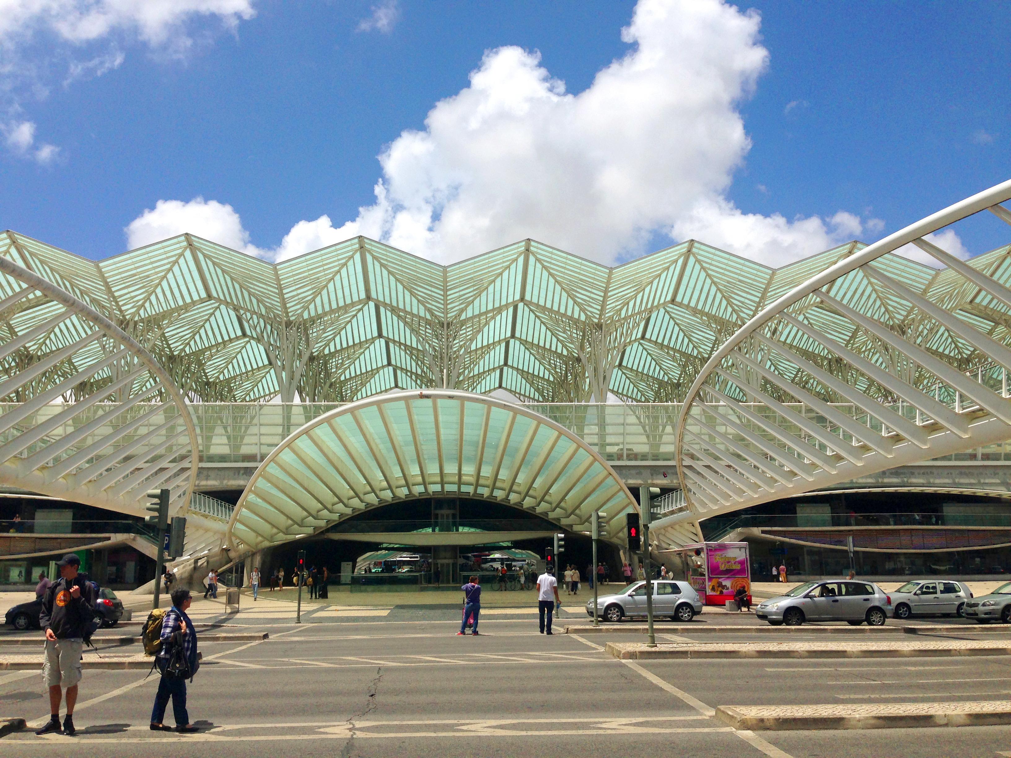 东方火车站
