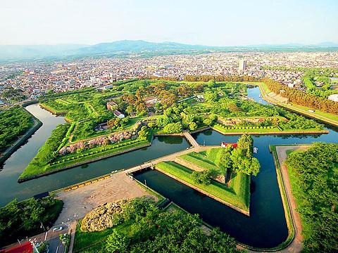 五棱郭公园旅游景点图片