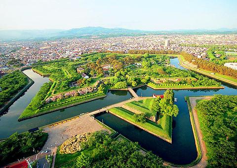 五棱郭公园的图片