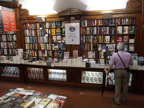 Bertrand书店旅游景点图片