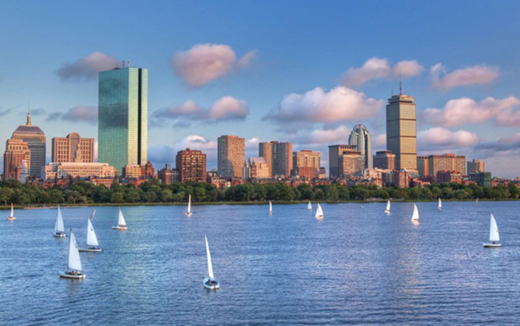 波士顿惬意一日游