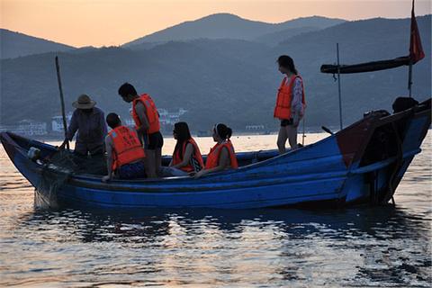 渔家乐体验