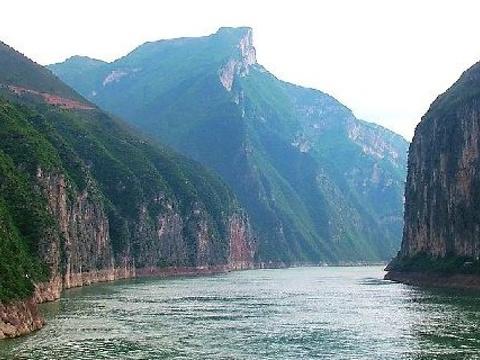 夔门旅游景点图片