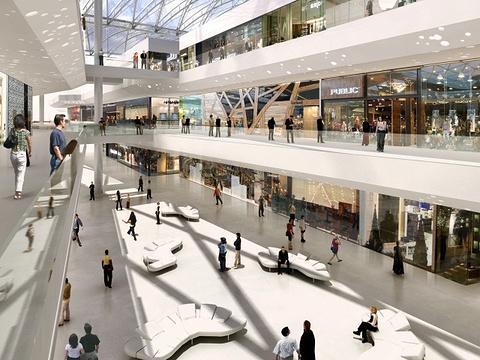 汇流区商业中心旅游景点图片