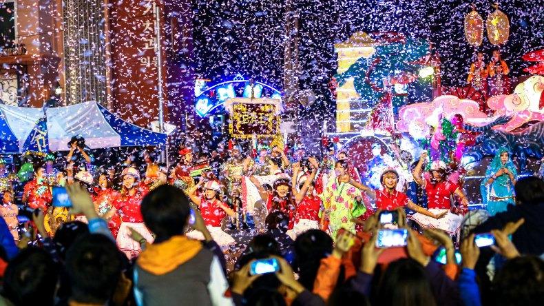新罗文化节