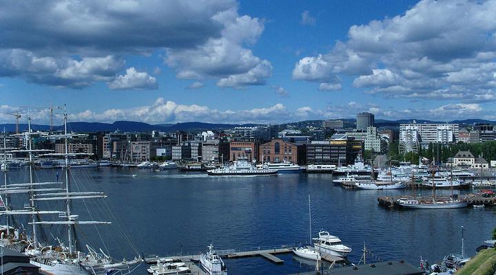 奥斯陆峡湾旅游图片
