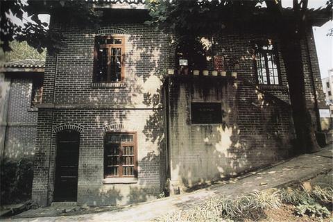 老舍旧居的图片