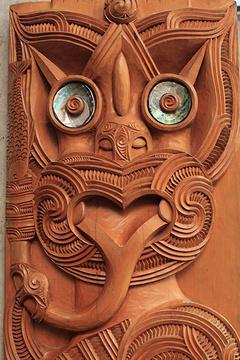 毛利木雕产品