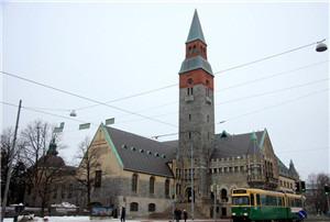 芬兰国家博物馆