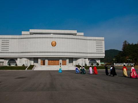 国家礼品馆旅游景点图片