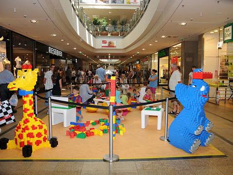 Arkad购物中心旅游景点图片