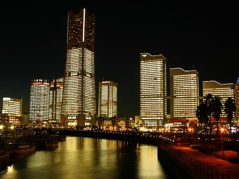 横滨地标塔大厦