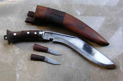 廓尔喀军刀