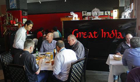 了不起的印度餐厅