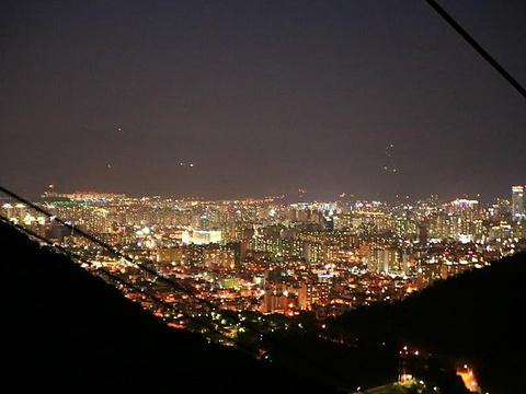 前山瞭望台旅游景点图片