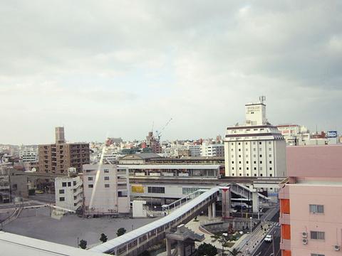 蔡温广场旅游景点图片