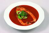匈牙利辣椒粉鱼汤