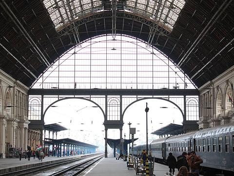 布达佩斯火车东站旅游景点图片