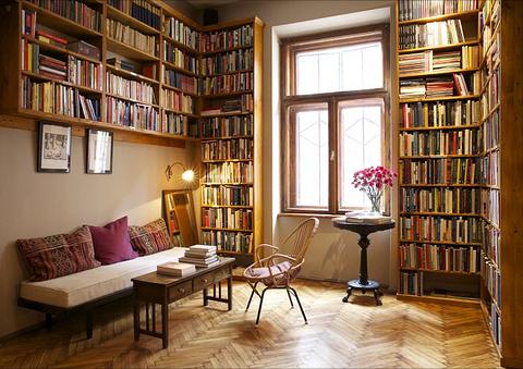 Massolit 书店咖啡馆