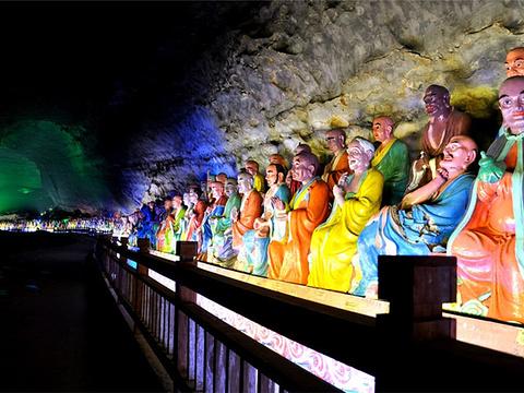古佛洞旅游景点图片