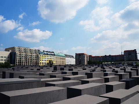 欧洲被害犹太人纪念碑旅游景点图片