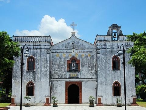 万金教堂旅游景点图片