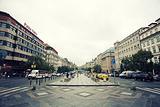 Václavské náměstí street