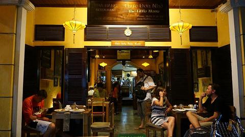 小菜单餐厅