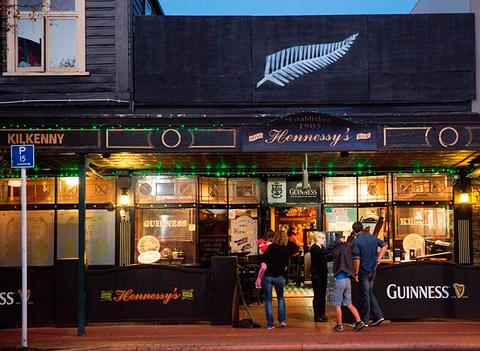 轩尼诗的爱尔兰酒吧