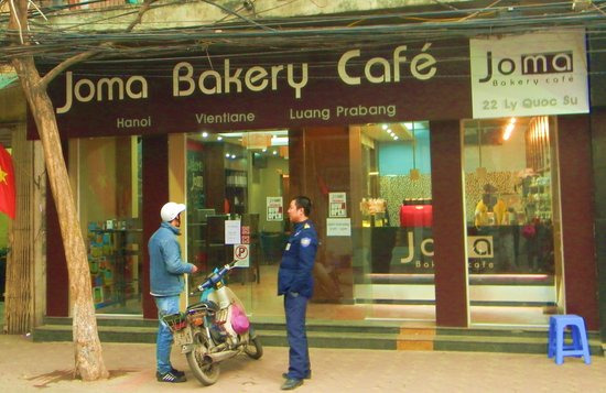 Joma Cafe Bakery