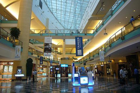 阿布扎比购物中心旅游景点攻略图