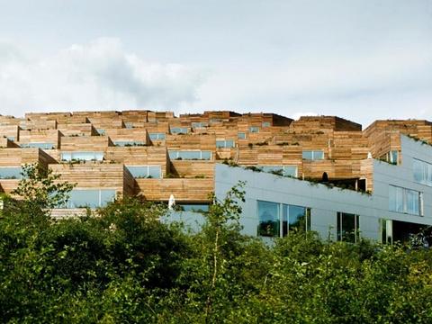 西阿玛格尔建筑群旅游景点图片