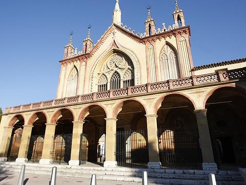 席米埃圣母修道院旅游景点图片