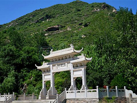 王母山旅游景点图片