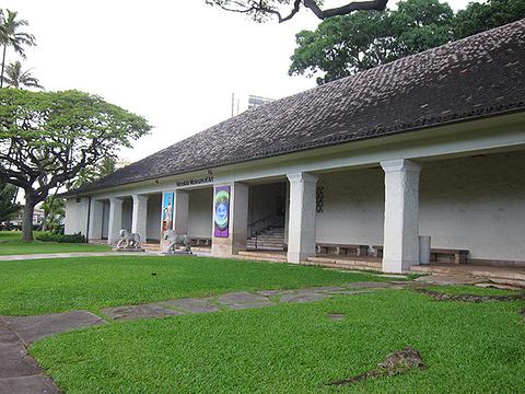 檀香山艺术学院旅游景点图片