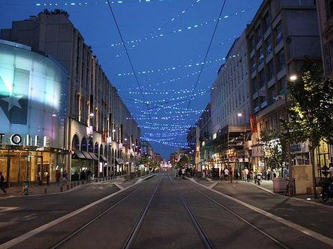 梅德森大街旅游景点图片