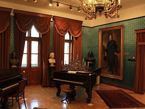 李斯特纪念博物馆旅游景点图片