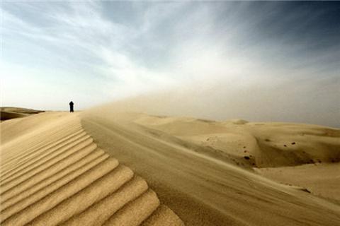 奈曼旗宝古图沙漠