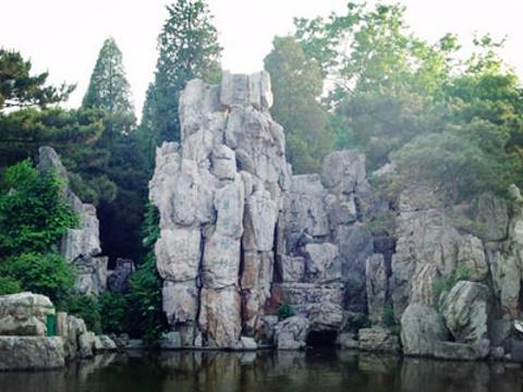 双秀公园旅游景点图片