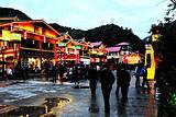 藏文化街区游