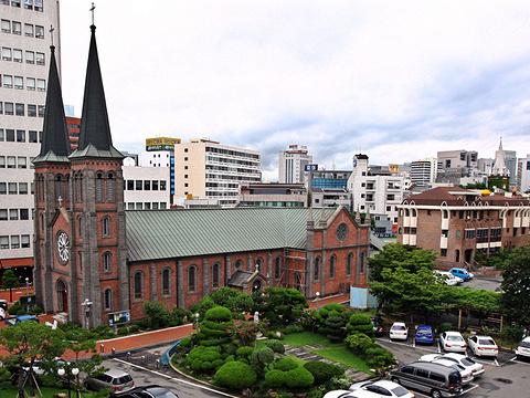 桂山天主教堂旅游景点图片