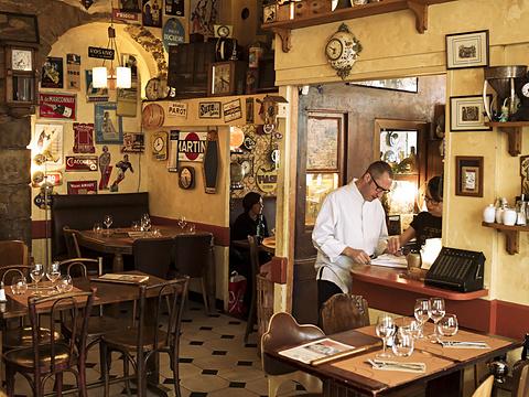 纺织工人餐厅旅游景点图片