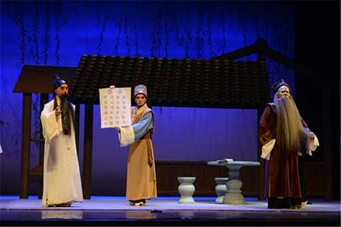 广西戏剧院民族戏苑周末剧场