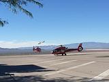 彩蝶大峡谷直升机旅游